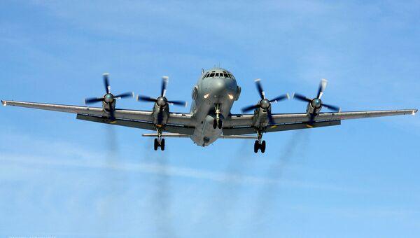 Самолет Ил-20