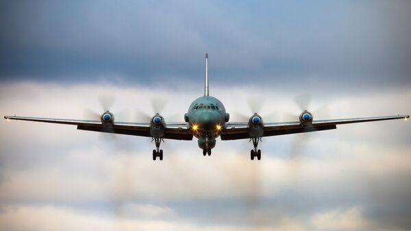 Самолет Ил-20М. Архивное фото