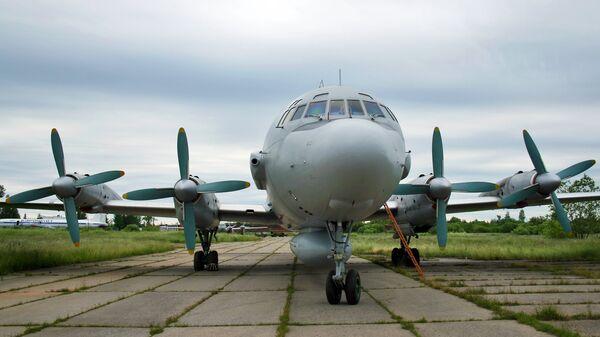 Самолет Ил-20. Архивное фото