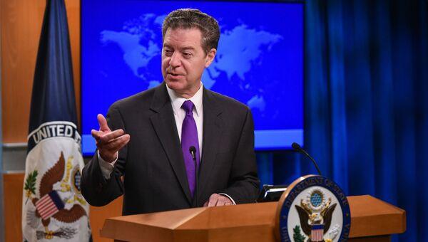 Посол США по вопросам международной религиозной свободы Сэм Браунбек