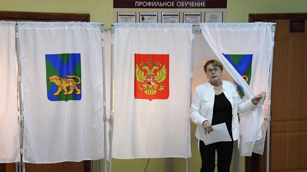 Сообщений о серьезных нарушениях на выборах в Приморье нет, заявили в НОМ