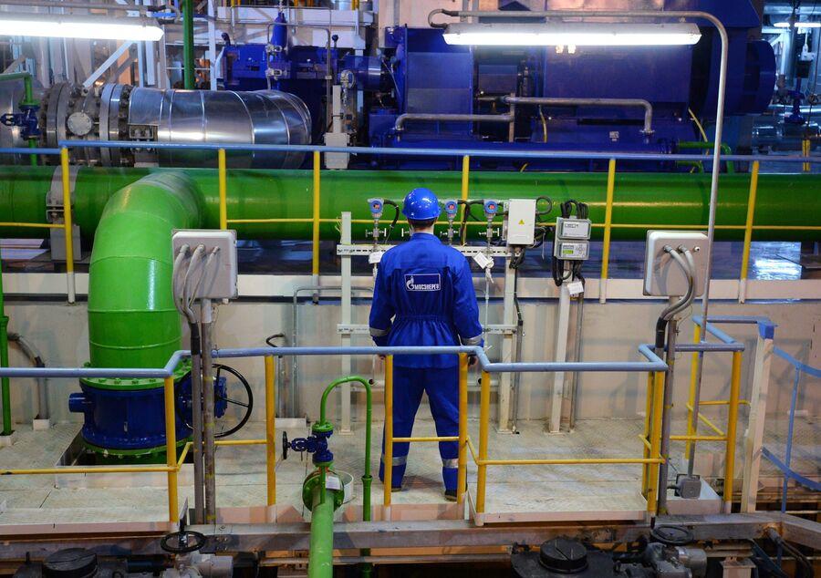 Ввод в эксплуатацию парогазового энергоблока ПГУ-420 на ТЭЦ-20