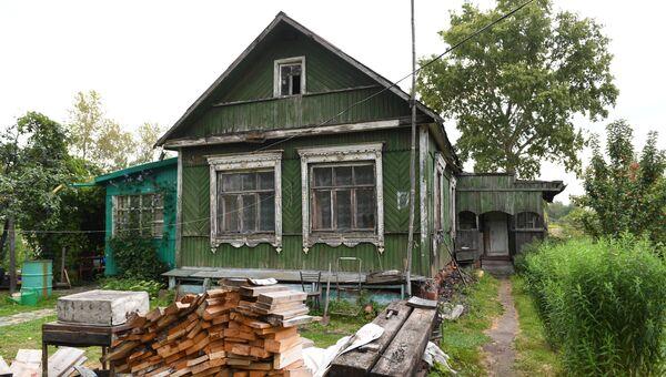 Дом в Новокурьянове