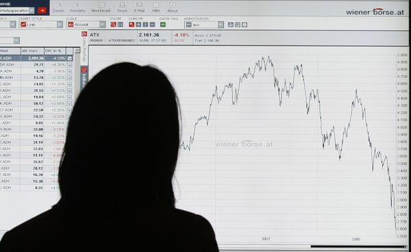 ВТО прогнозирует в 2009 году рекордное падение мировой торговли