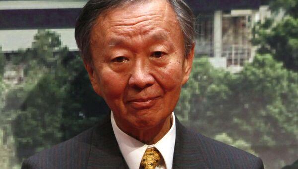 Китайский, британский и американский инженер-физик, лауреат Нобелевской премии по физике Чарльз Као. Архивное фото