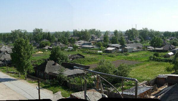 Сосьва (Серовский район, Свердловская область). Архивное фото