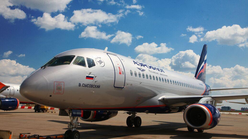США заблокировали поставки Sukhoi Superjet 100 в Иран, пишут СМИ