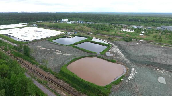 Россия и Финляндия готовы обсудить формат сотрудничества по утилизации химических отходов полигона Красный бор с участием компаний двух стран