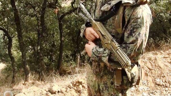 Контртеррористическая операция в республике Дагестан. Архивное фото