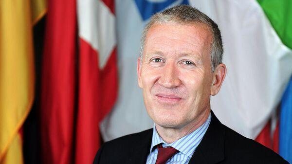 Заместитель руководителя Специальной мониторинговой миссии ОБСЕ в Украине Марк Этерингтон