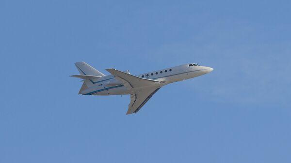 Самолет Dassault Falcon