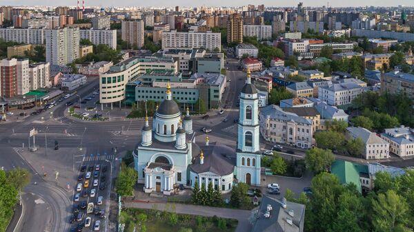 Храм Сергия Радонежского на Рогожской Слободе в Москве