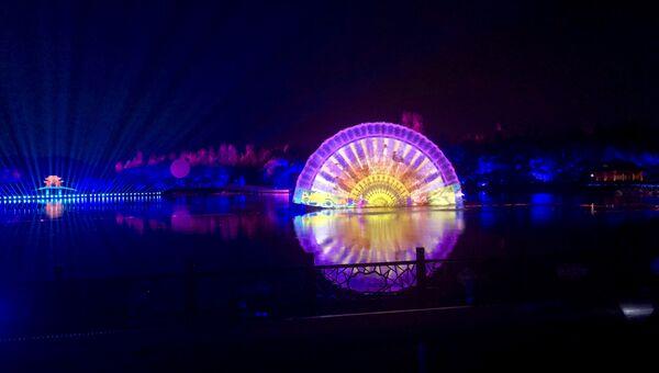 Водное шоу Самый запоминающийся – Ханчжоу, Китай