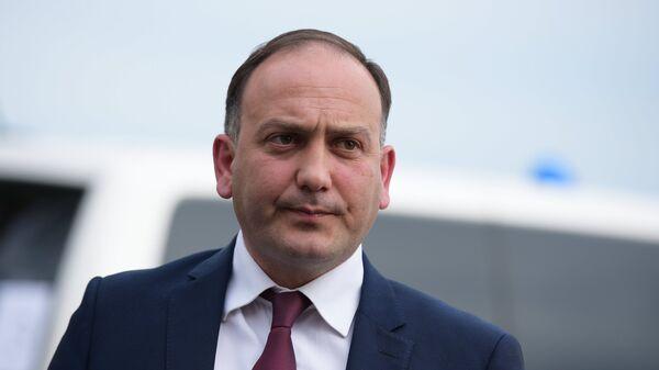 Министр иностранных дел Республики Абхазия Даур Кове
