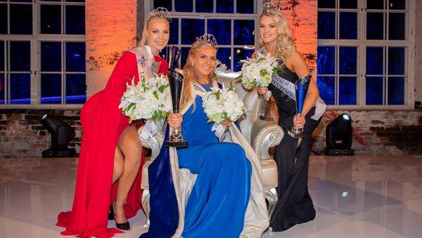 Финалистки на конкурсе Мисс Финляндия