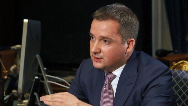 ЕР выдвинула Цыбульского кандидатом на выборы в Архангельской области