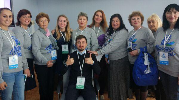 В ногу со временем: серебряным волонтерам в Уфе рассказали о соцсетях