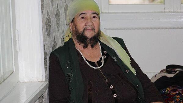 Мухтабар Тораева. Архивное фото