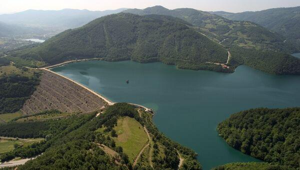 Водохранилище на Балканах Газиводе