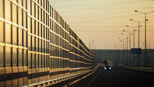 Крымский мост. Архивное фото