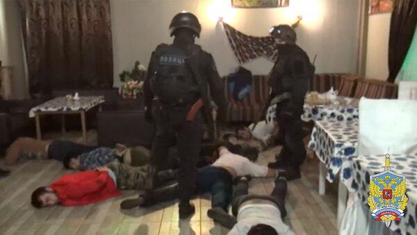 Сотрудники полиции пресекли сходку участников уголовно-преступной среды в одном из ресторанов в деревне Трусово Истринского района