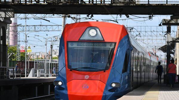 Поезд Иволга