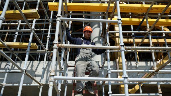 Реконструкция Центрального стадиона в Екатеринбурге к чемпионату мира по футболу 2018