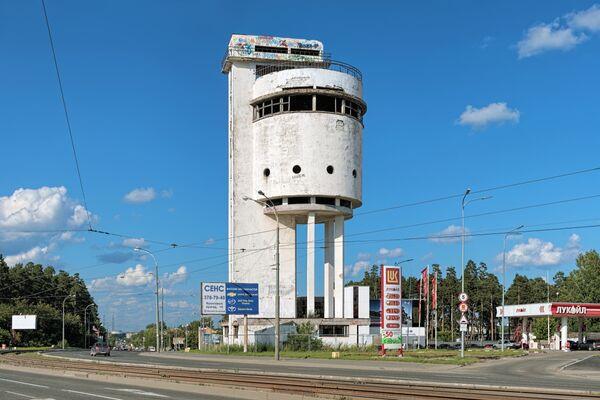 Белая башня, Екатеринбург