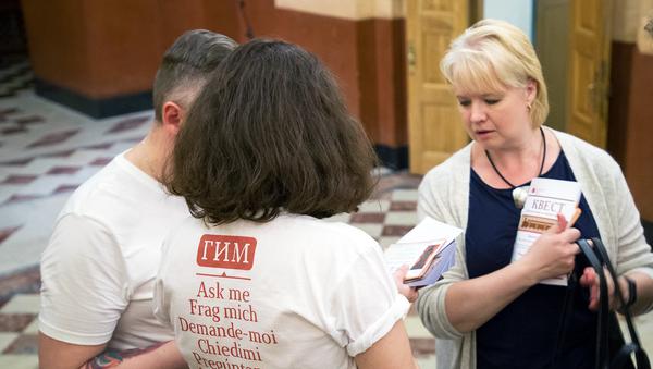 Музеи и волонтеры: найти точки соприкосновения