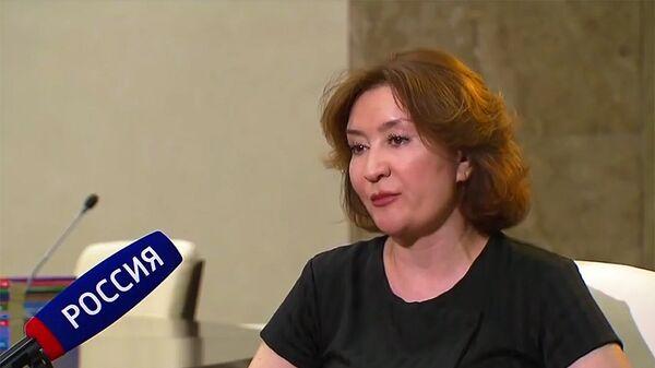 Экс-судья Елена Хахалева