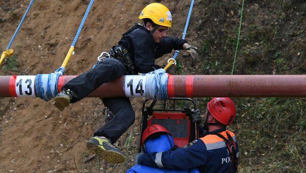 Чемпионат спасателей по многоборью