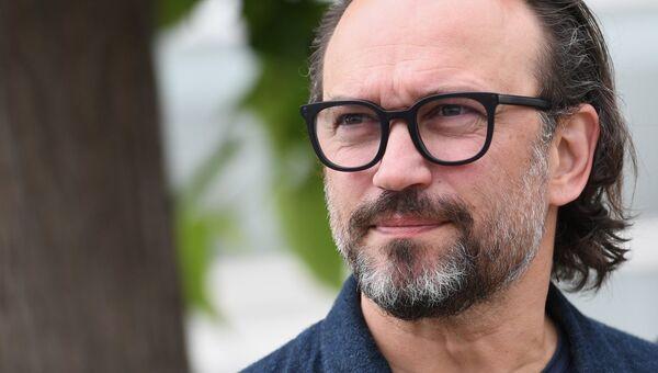 Французский актер, режиссер и продюсер Венсан Перес на Каннском международном фестивале