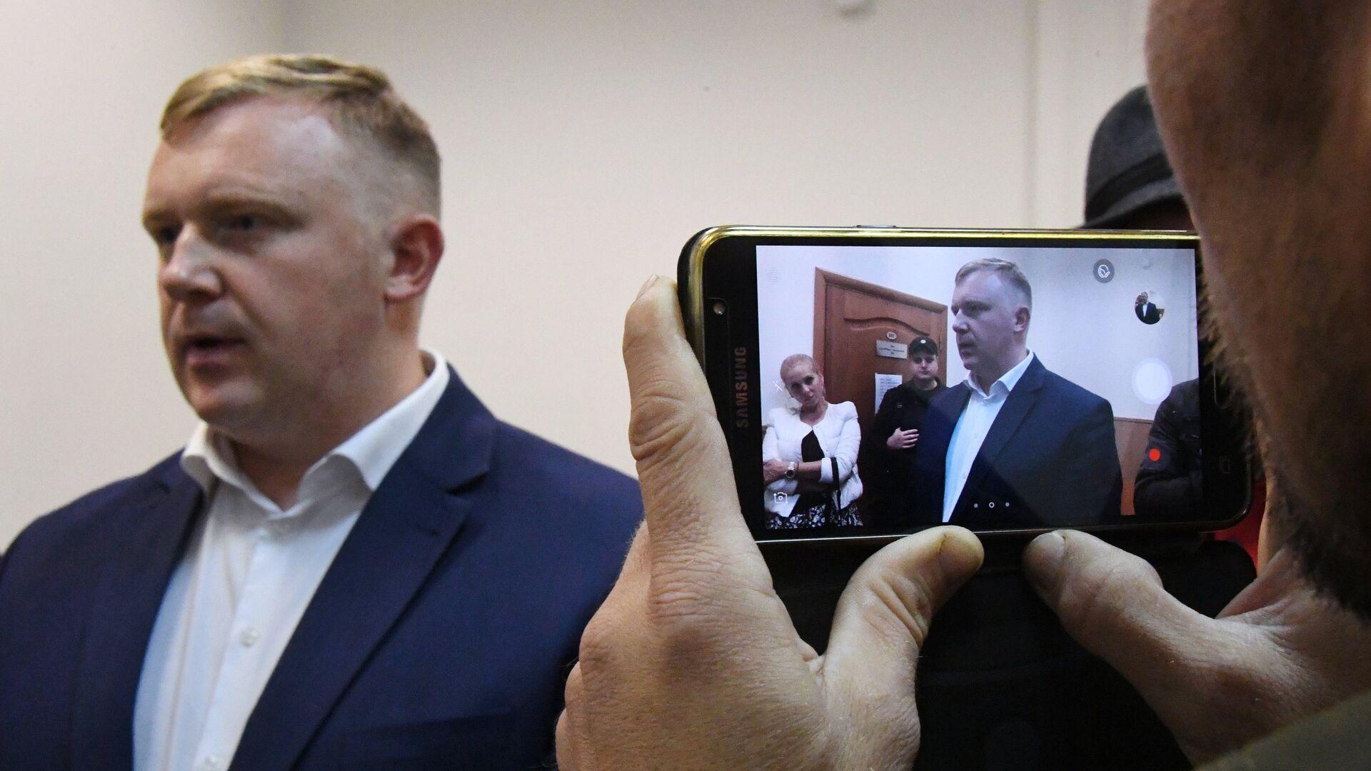В Приморье депутат подал заявление в СК на губернатора