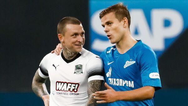 Павел Мамаев и Александр Кокорин. Архивное фото