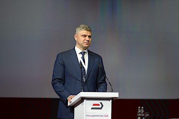 Генеральный директор РЖД Олег Белозеров