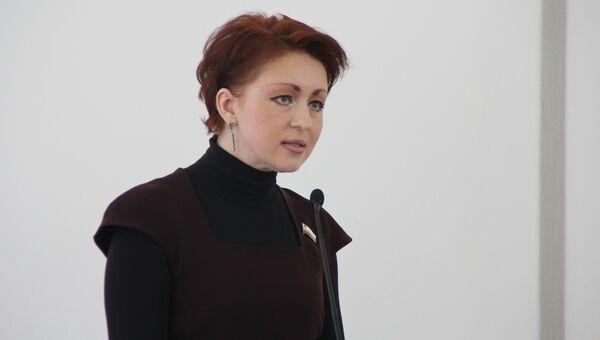 Наталья Соколова. Архивное фото