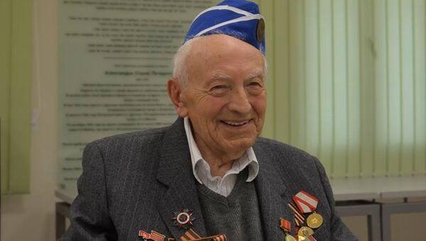 Семен Моисеевич Розенфельд - участник восстания в Собиборе 14 октября 1943 года
