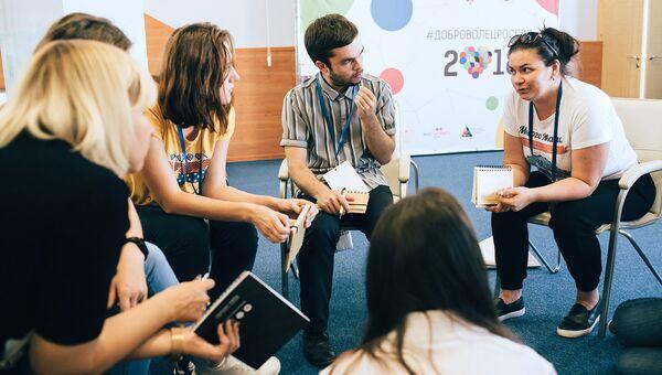 Волонтеры Тулы смогут принять участие в образовательном форуме Ока