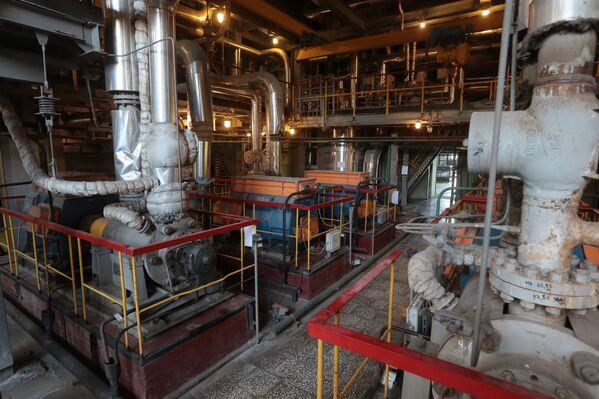 Котельная ГЭС-1