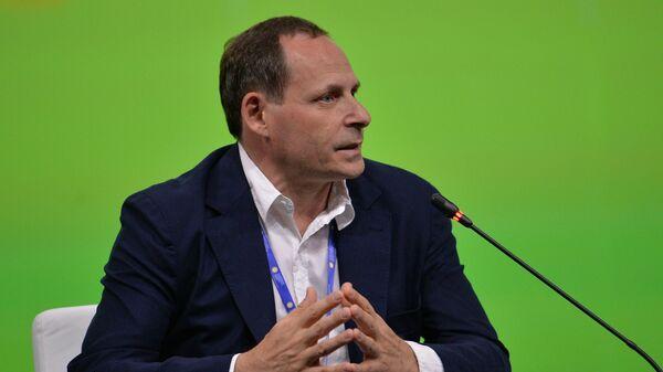 Генеральный директор Яндекса Аркадий Волож. Архивное фото