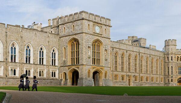 Виндзорский замок в Великобритании