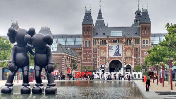 Амстердам, Нидерланды. Архивное фото