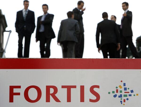 Офис банковской группы Fortis в Брюсселе
