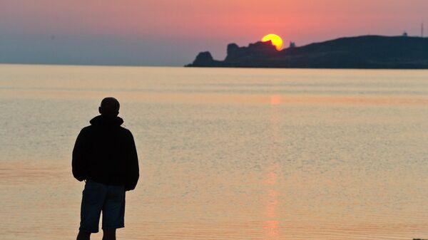 Азовское побережье в Крыму