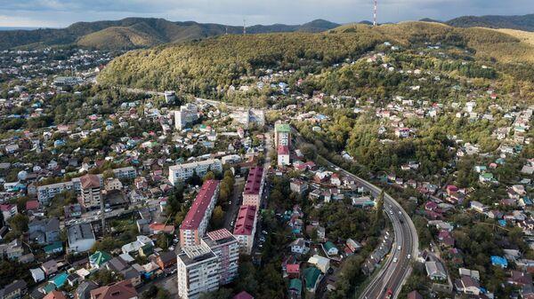 Город Туапсе в Краснодарском крае