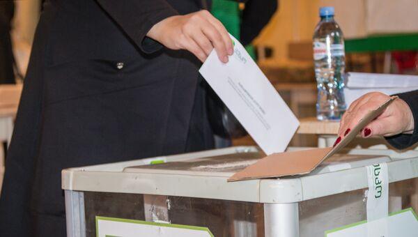 Президентские выборы в Тбилиси. 28 октября 2018