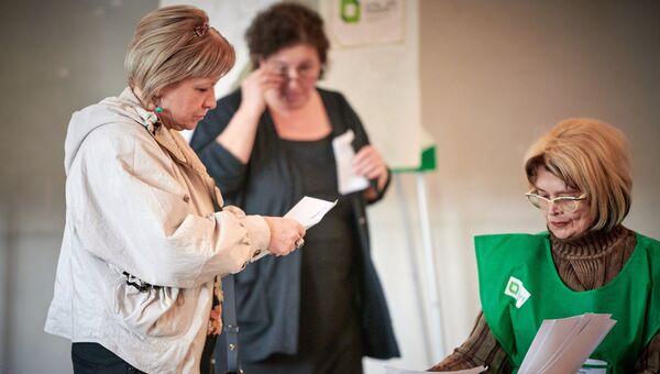 Президентские выборы в Грузии. 28 октября 2018