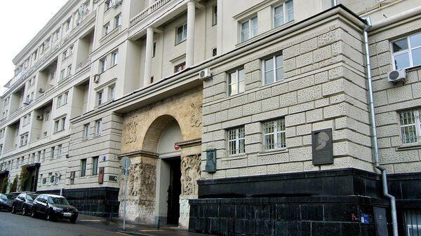 Дом актеров МХАТа
