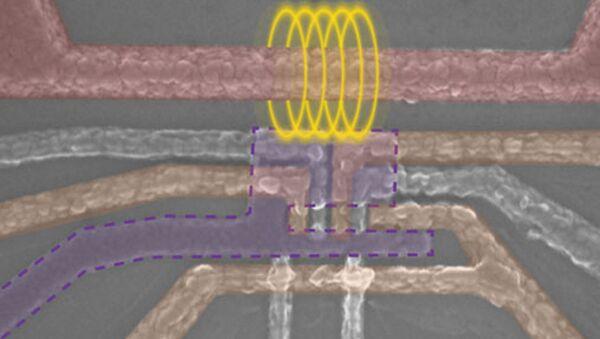 Первая квантовая интегральная схема на базе кремния