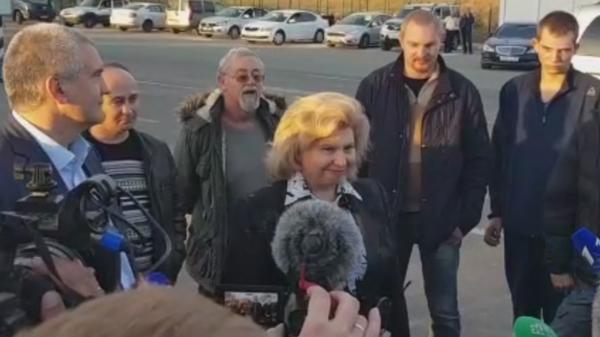 Моряки судна Норд вернулись в Крым
